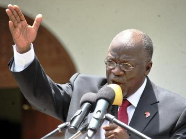Five People Charged in Tanzania over Insulting