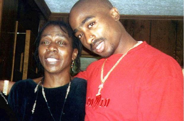 Afeni Shakur, mother of hip-hop legend Tupac, dead at...
