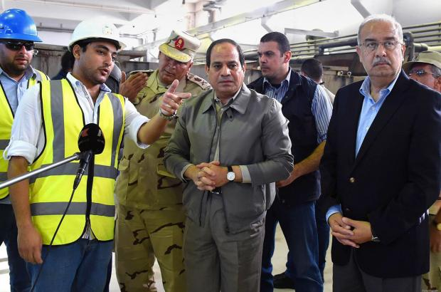 Egypt Asks Israel Intervention to Settle the Issue of GERD with Ethiopia