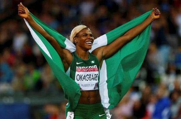 Nigerian Sprinter Okagbare Beats Usain Bolt on Guinness World Record