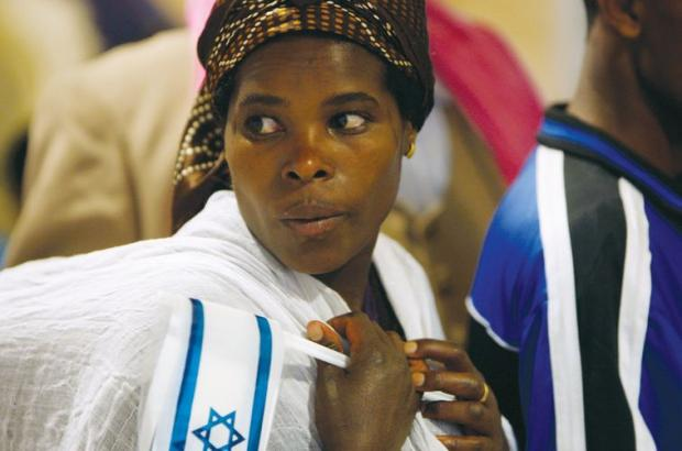 Number of Ethiopian Jews Arrive in Israel 85 Percent Lower than Last Year
