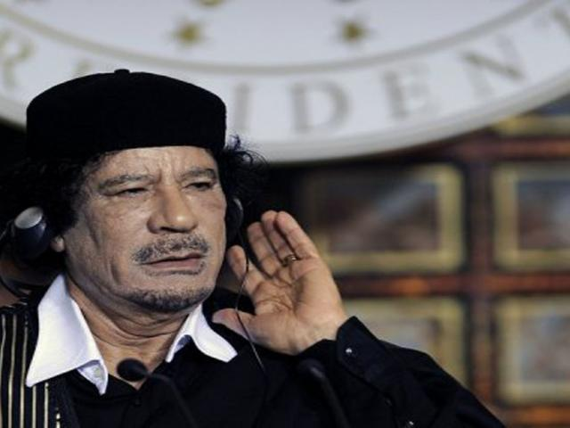 Now Libyans Badly Miss Muammar Kadhaf
