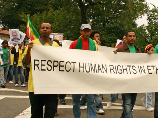 Ethiopia Should Respect Human Rights at Homer First