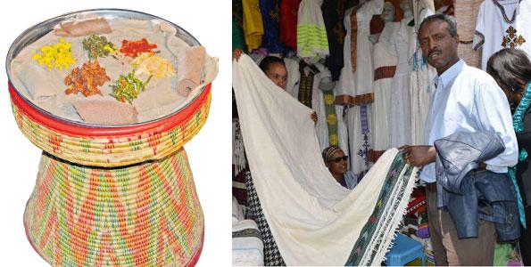 A sensory experience of Addis Ababa
