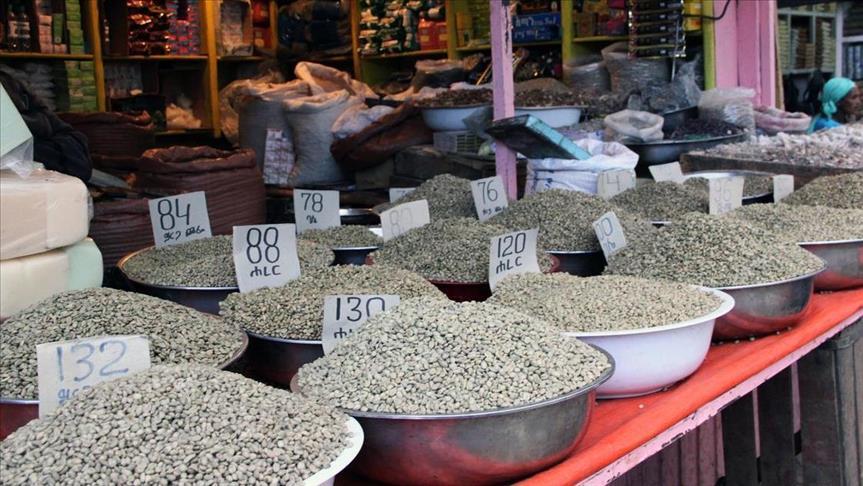 Ethiopia's Coffee Export Increases