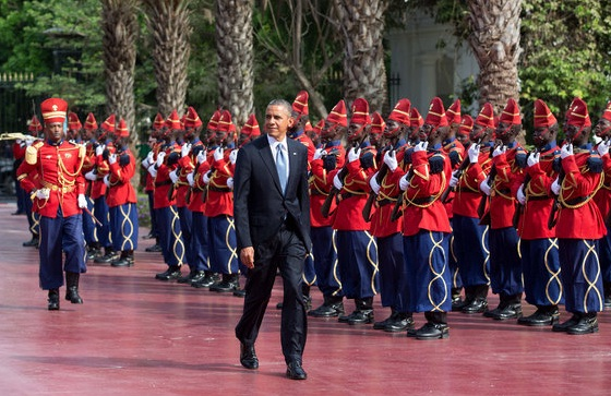 Suggestions for Obama's last trip to Africa as president