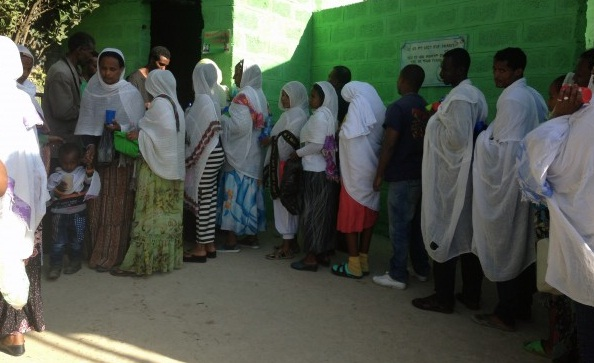 35mn voters registered for Ethiopia poll