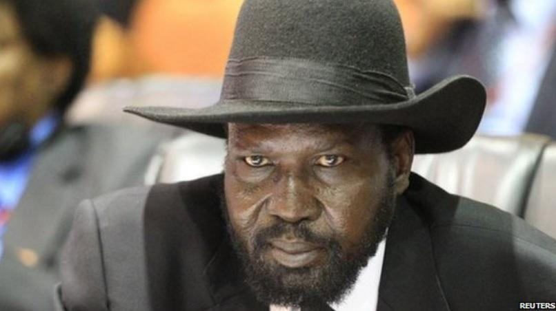 South Sudan's Salva Kiir 'in hospital in Ethiopia'
