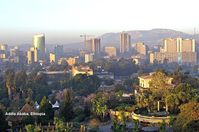 Ethiopia: Addis Ababa - A Fruit of Combination of Oriental, African and European Civilizations