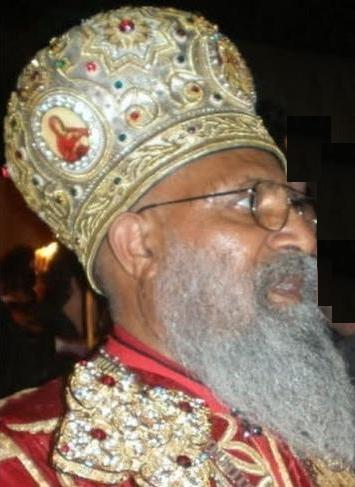 Abune Mathias is the 6th Patriarch of the Orthodox Church
