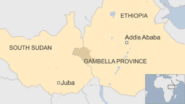 Ethiopia arrested 41 South Sudanese refugees