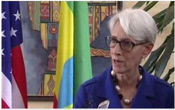 US official praises Ethiopian 'democracy,' rest of world begs to differ