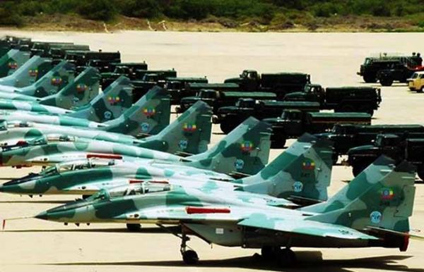 The Lithuanian Aerospace Company Sign Deal with Ethiopian Air Force