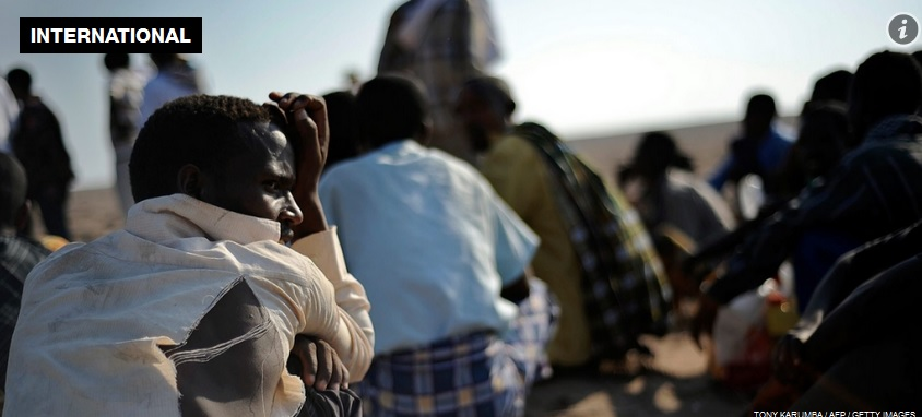 Over 250,000 East African refugees trapped in Yemen