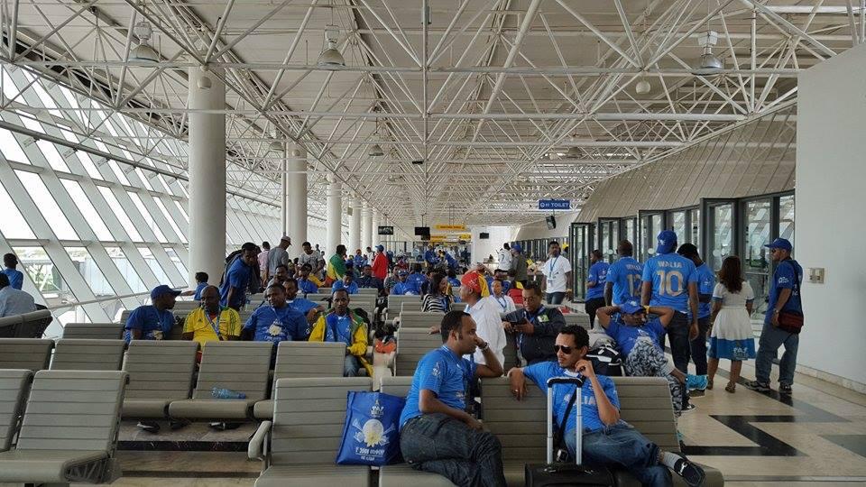 Waliya fans arriving in Seychelles ahead of game