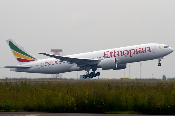 Ethiopian Airlines Boosts Washington / Toronto Capacity from late-June 2015