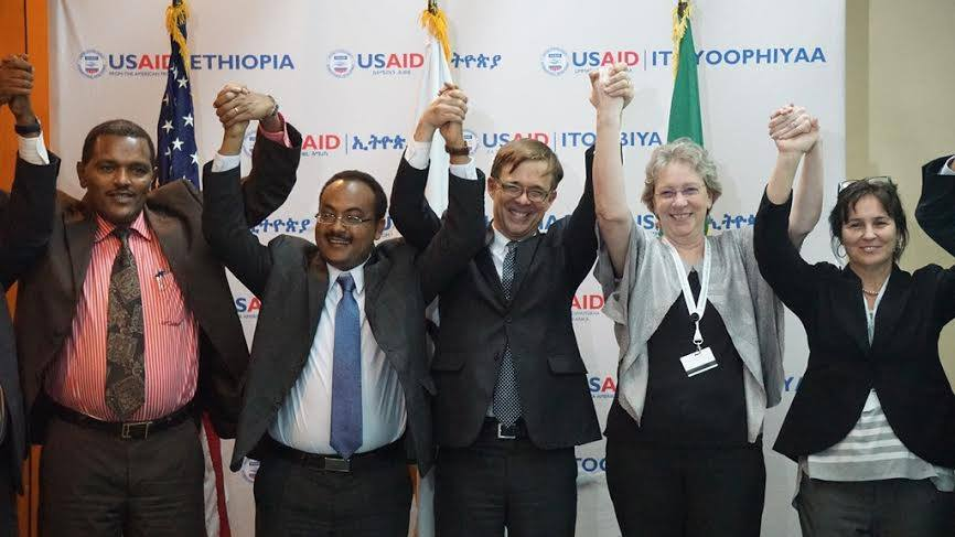 """USAID Inaugurates """"Communication for Health"""" Program to Strength Evidence-Based Health Communication in Ethiopia: (Press Release)"""