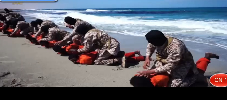 Ethiopia verifying video claims of IS killings of Christians in Libya