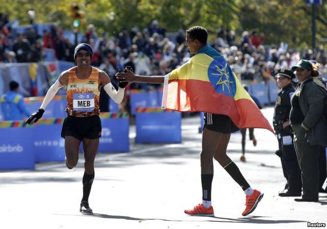 Ethiopian Athletes Targets the New York Marathon