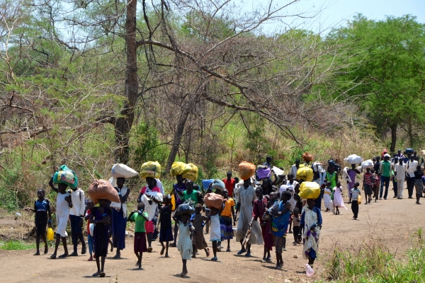 Ethiopia: New wave of refugees fleeing ongoing violence in South Sudan