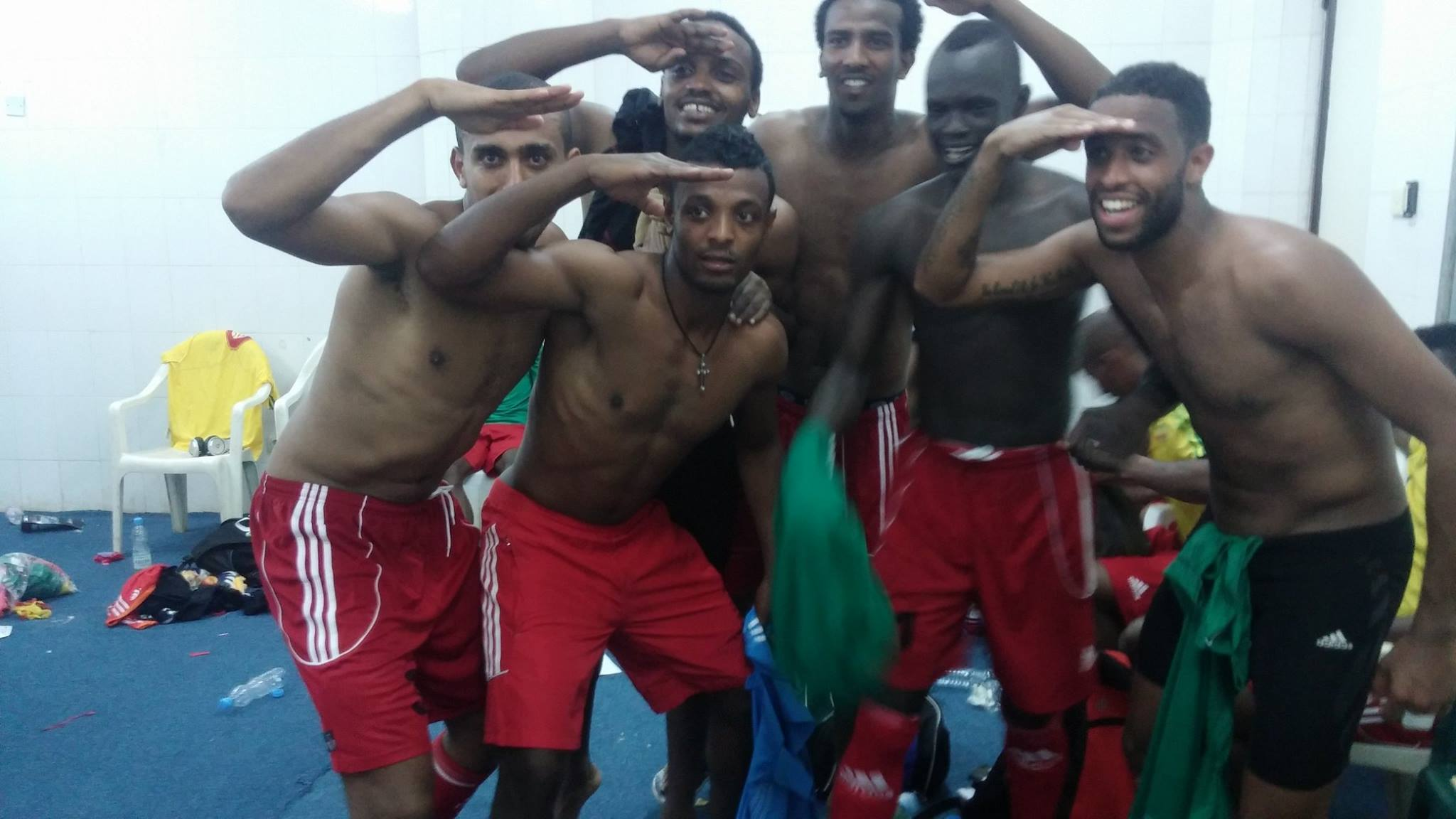 Mali fans attack Ethiopian team bus in Mali
