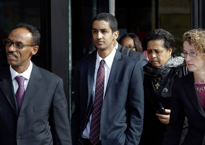 Robel Phillipos found guilty of lying in Boston bombing investigation