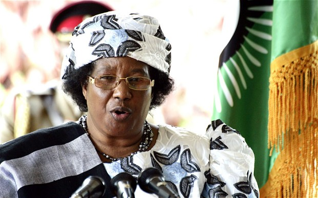Mrs Banda Sold Presidential Jet that Cost the Poor Malawi £220,000 a year