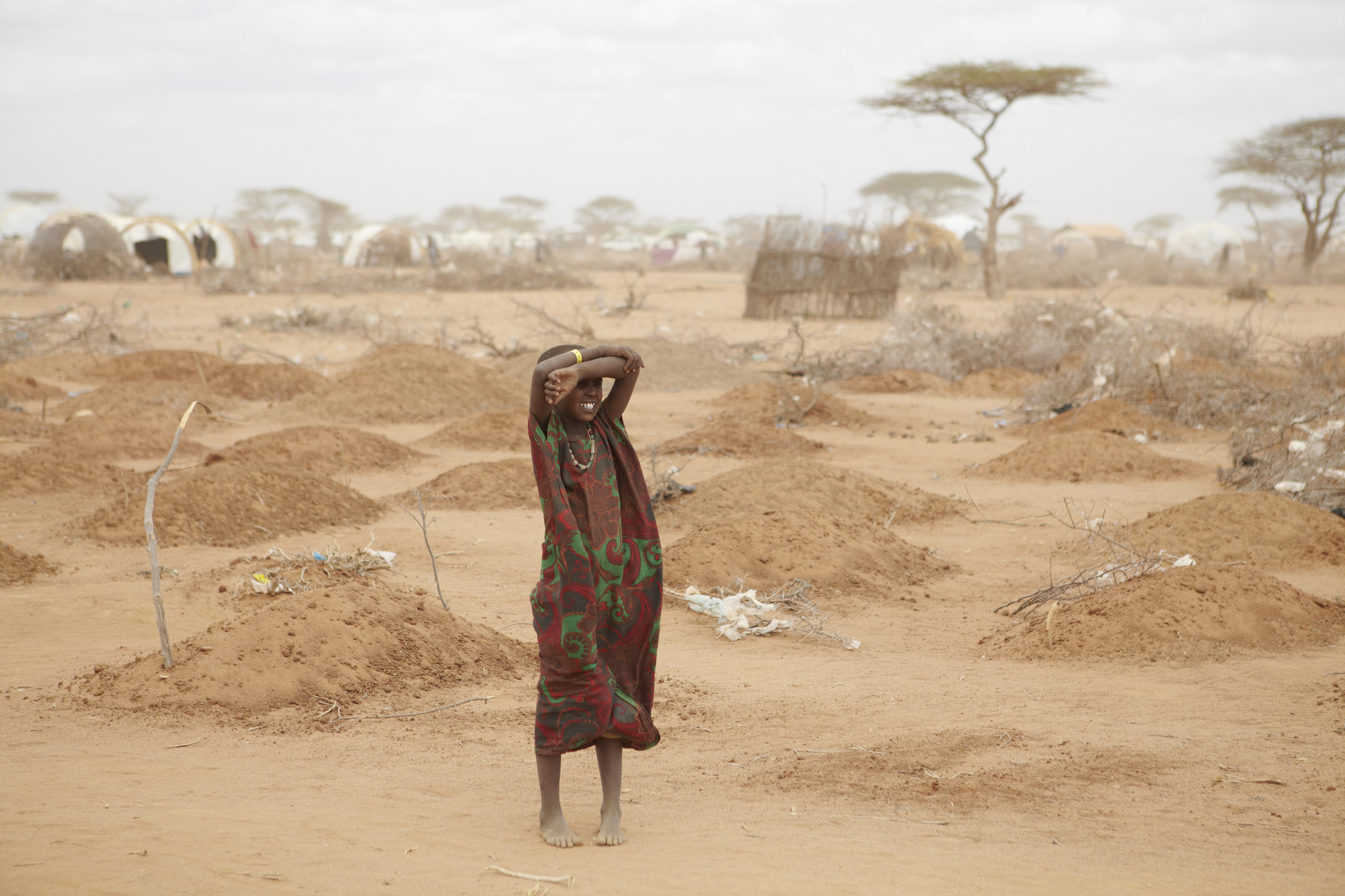 FAO: Somalia facing large- scale food insecurity