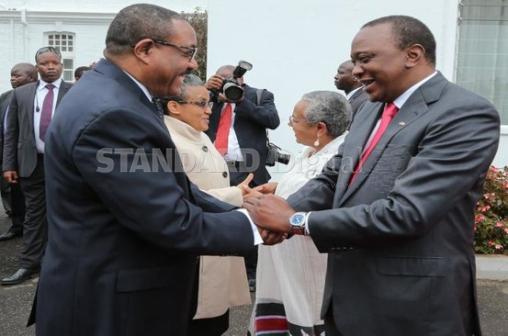 Kenya-Ethiopia Advanced their Relation by a Historic Railway Deal