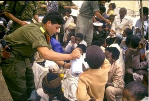 24 Years Since Airlift of 14,500 Ethiopian Jews in Under 2 Days