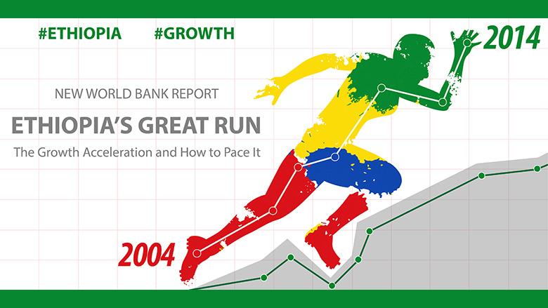 WB Report: Ethiopia's Great Economic Run