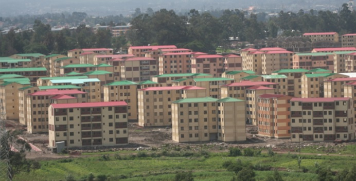 Foreign companies are to join the rapidly expanding housing program in Addis Ababa