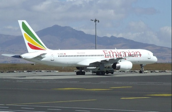 Ethiopian Voted Best Airline from Africa by Kuala Lumpur Airport