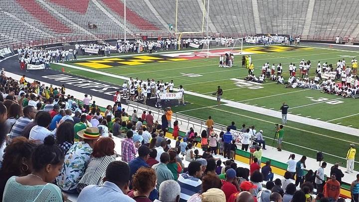 Thousands of Ethiopian Americans Gather to Celebrate Being Ethiopian Around Washington DC