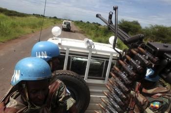 UN honours Ethiopian peacekeepers