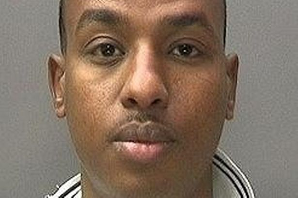 Somalian national who stabbed girlfriend repeatedly and fled to Ethiopia jailed for 15 years