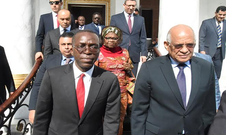 DRC Prime Minister Supports Egypt on the Issue of GERD