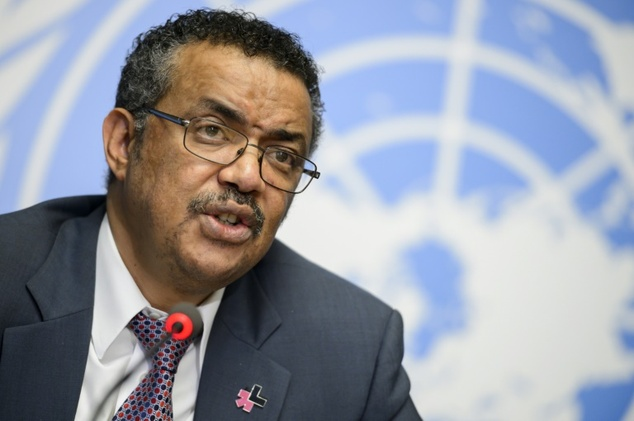 Tedros Adhanom Eyes Leadership Seat of WHO