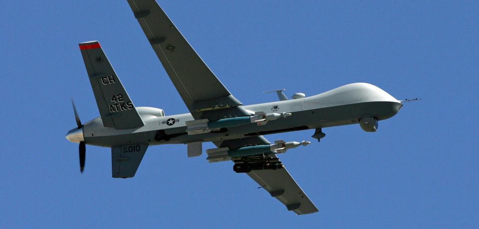 As New Threats Emerge, U.S. Closes Drone Base in Ethiopia