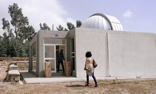 They call us crazy': the Question Raised on Ethiopia's Space Science Millions Dollar Investment