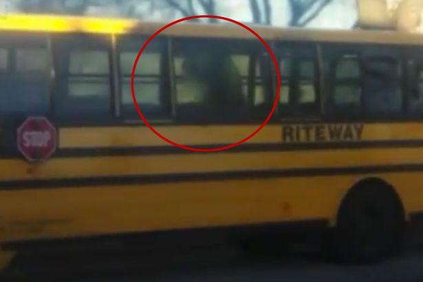Sex in bus