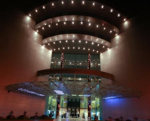 Intercontinental Hotel Won World Luxury Hotel Award