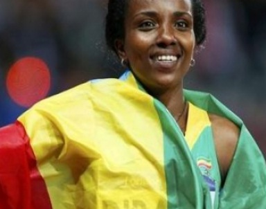 Tirunesh Dibaba to contest first ever Half Marathon
