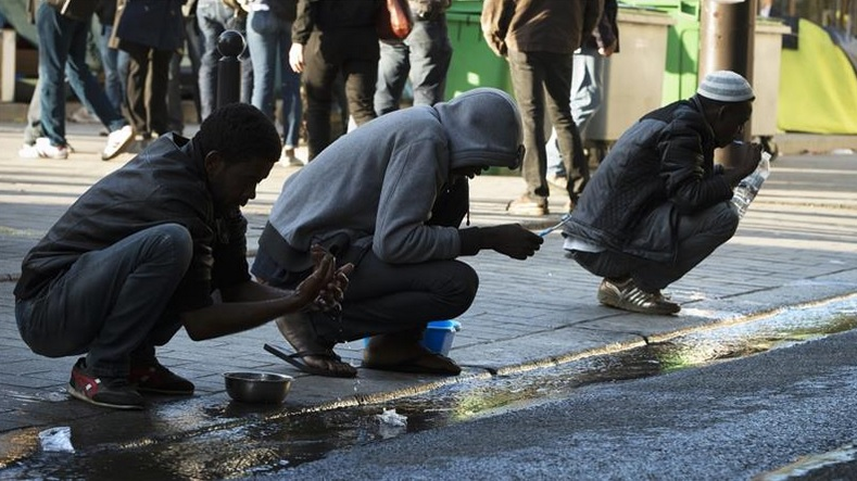 Eritrea put all blames on human traffickers for migration