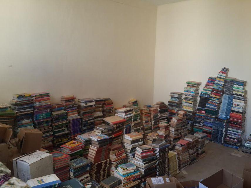 Dire Dawa Receives a Half Million Dollar Book Donation from U.S.