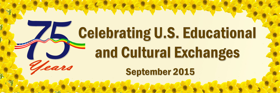 US Embassy Celebrates 75th Anniversary of State Department's Exchanges