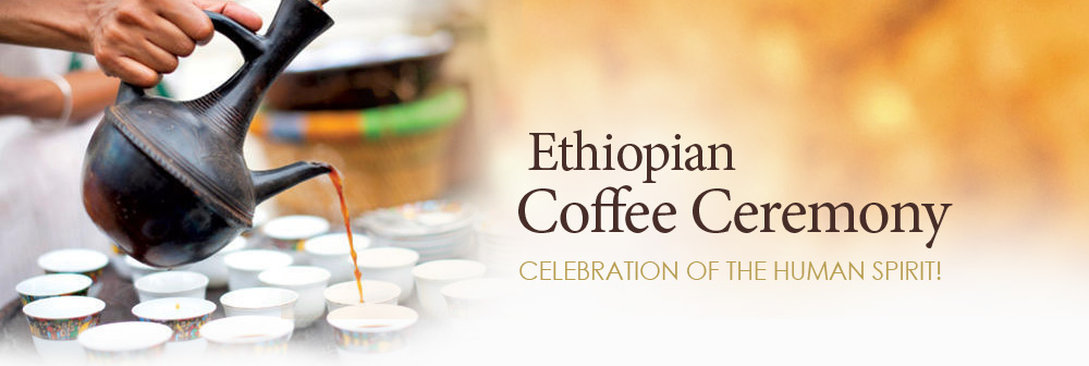 Coffee Culture Is All About Sharing in Ethiopia