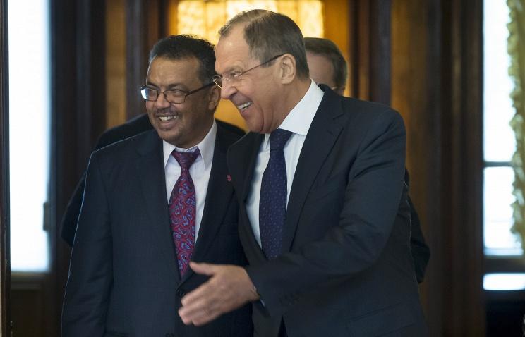Ethiopia and Russia to increase bilateral trade
