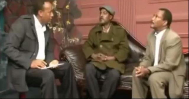 Ethiopia - Mekonnen Laeke and Dokele Political Satire Comedy