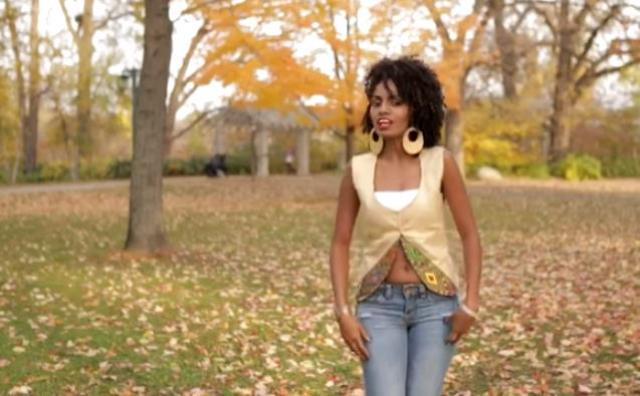 Ethiopia - Muluka Adill - Ante Welela (አንተ ወለላ) - New Ethiopian Music Video 2016